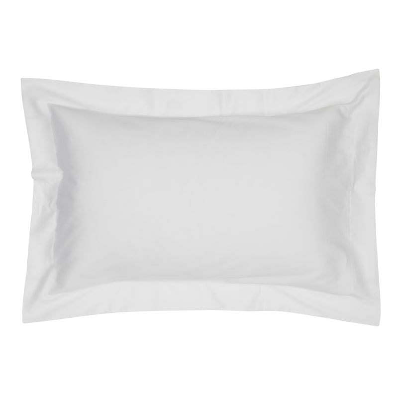 Woods Murano Egyptian Cotton Oxford Pillowcase White