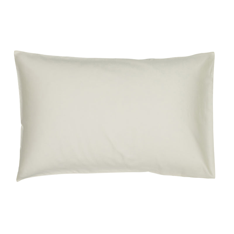 Murano Egyptian Cotton Ivory Housewife Pillowcase