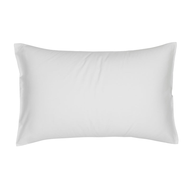 Cotton Pillow Undercase. Protect your pillows with one of our plain white cotton pillow under cases.