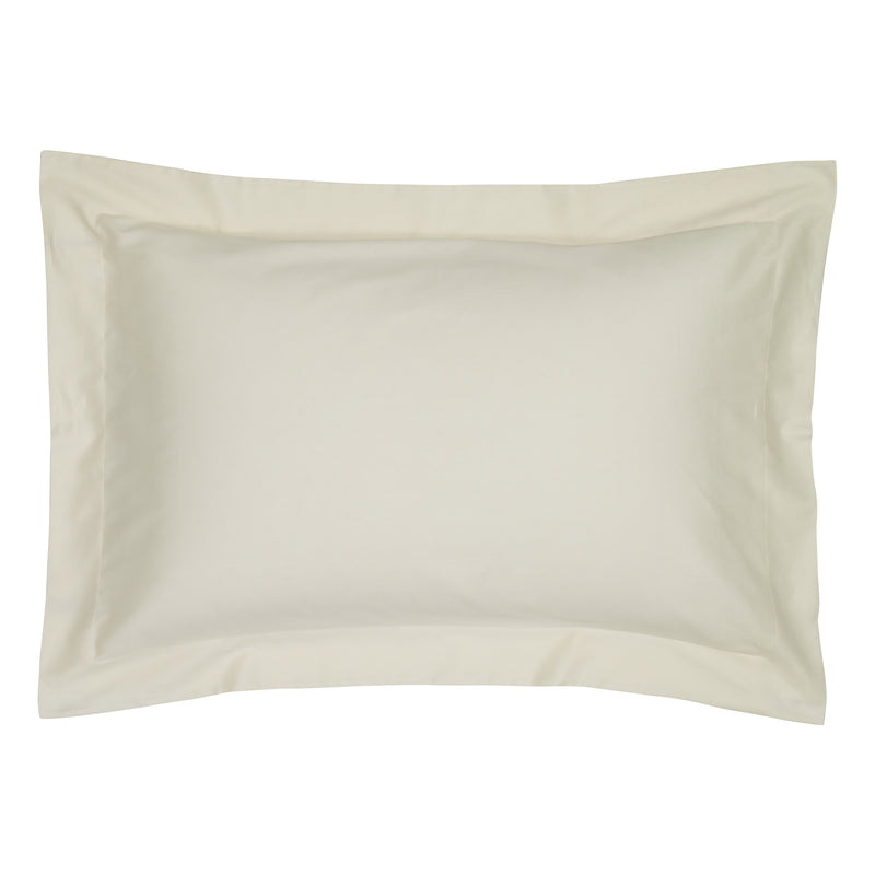 Murano Egyptian Cotton Ivory Oxford Pillowcase