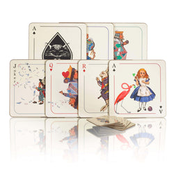 Alice in Wonderland Collection Luxury Placemat & Coaster Collection
