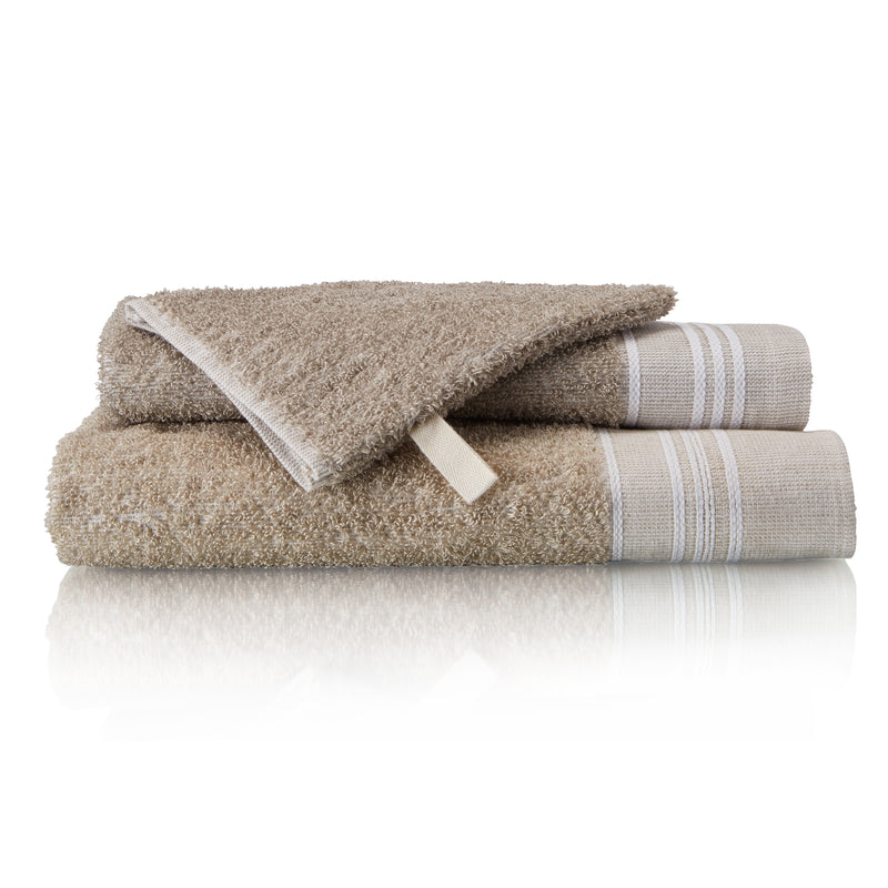 Linen Friction Luxury Towel Collection