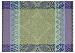 Bastide Cotton Placemat - Olive colour