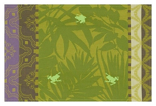 Bahia Jungle Cotton Placemat