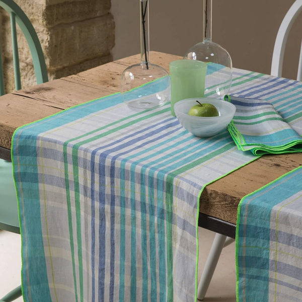 Brunch Linen Table Runner