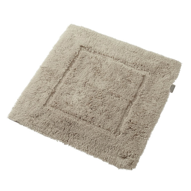 Woods Contessa Egyptian Cotton Shower Mat Light Taupe