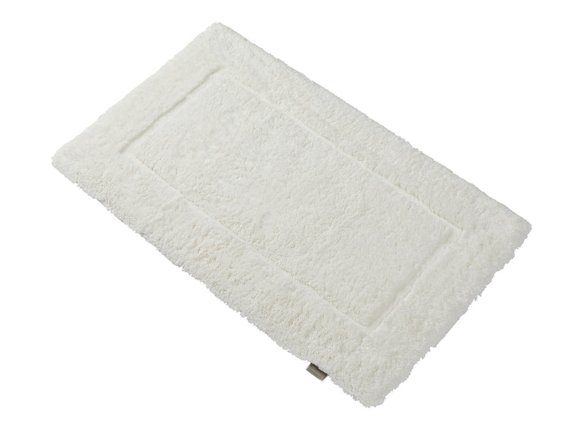 Woods Contessa Egyptian Cotton Standard Bath Mat Ivory