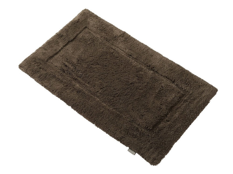 Woods Contessa Egyptian Cotton Standard Bath Mat Truffle