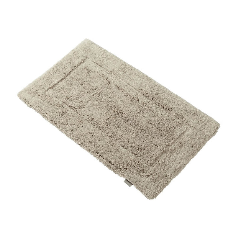 Woods Contessa Egyptian Cotton Standard Bath Mat Light Taupe