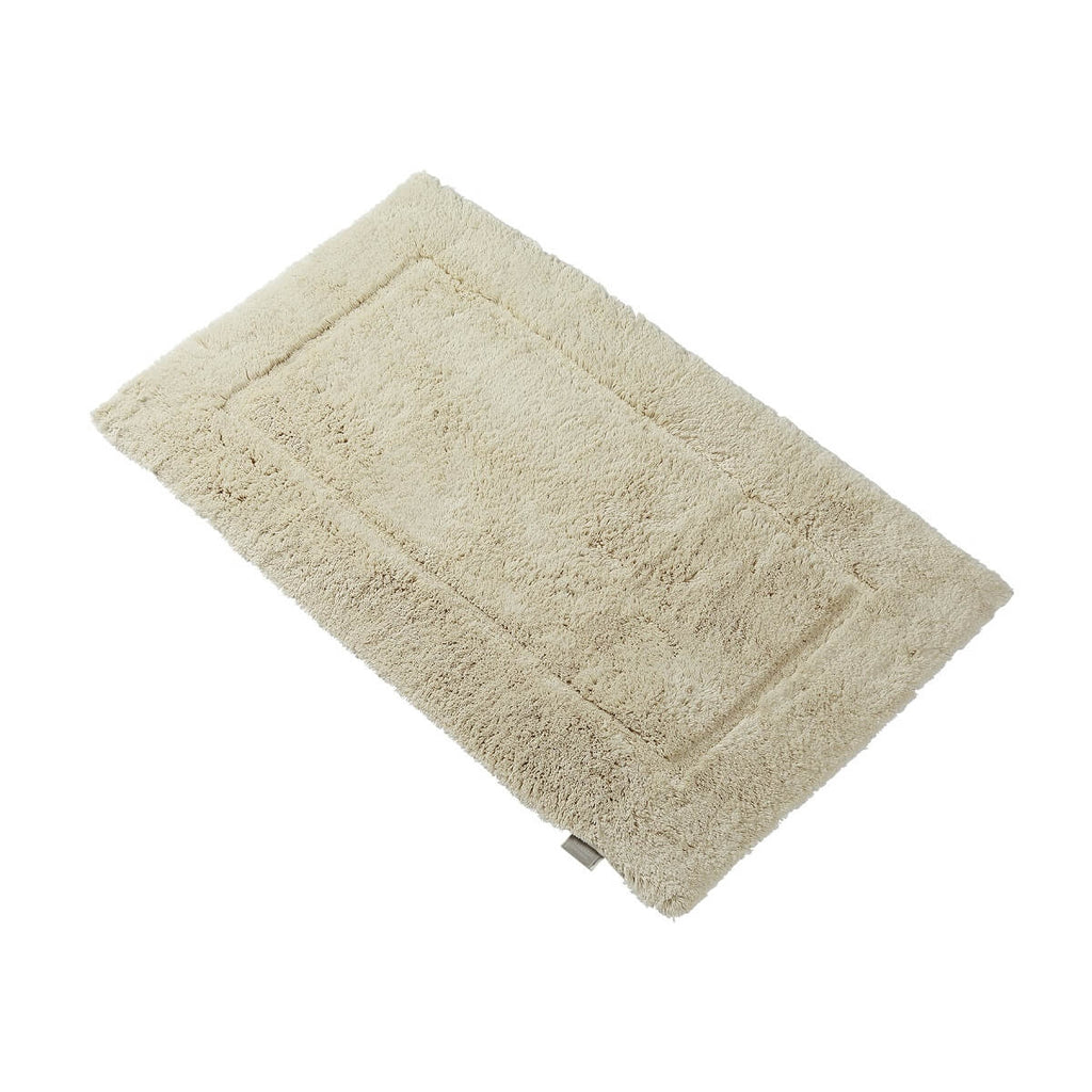 Woods Contessa Egyptian Cotton Bath Mat Collection Light Taupe