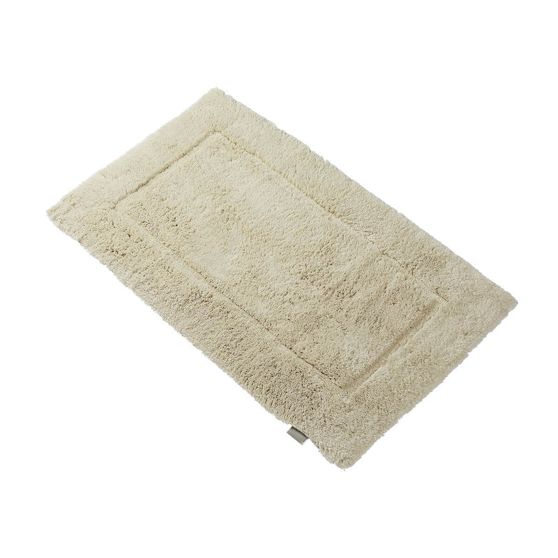 Woods Contessa Egyptian Cotton Standard Bath Mat Beige