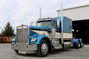 Lavern Cross's Hot Rod A-Model Kenworth