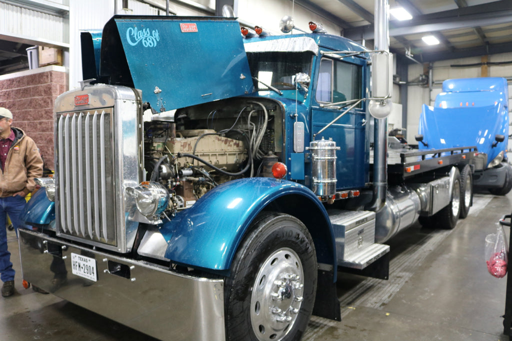 Rebuilding Older Trucks