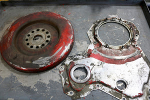 Damaged ISX Damper