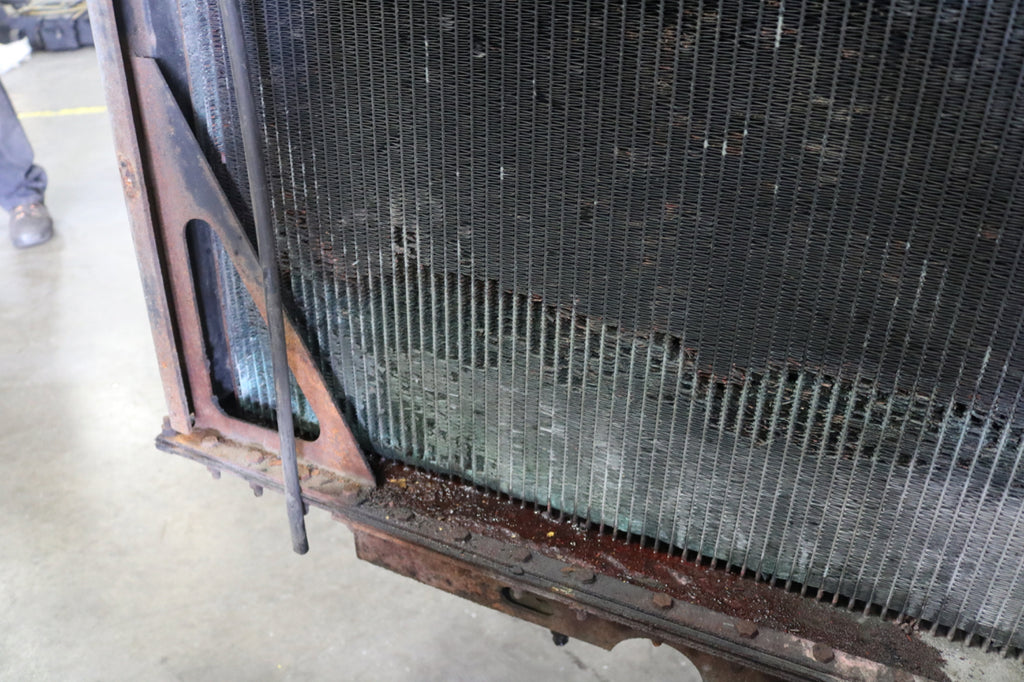 Radiators, Tractors, and Max Mileage
