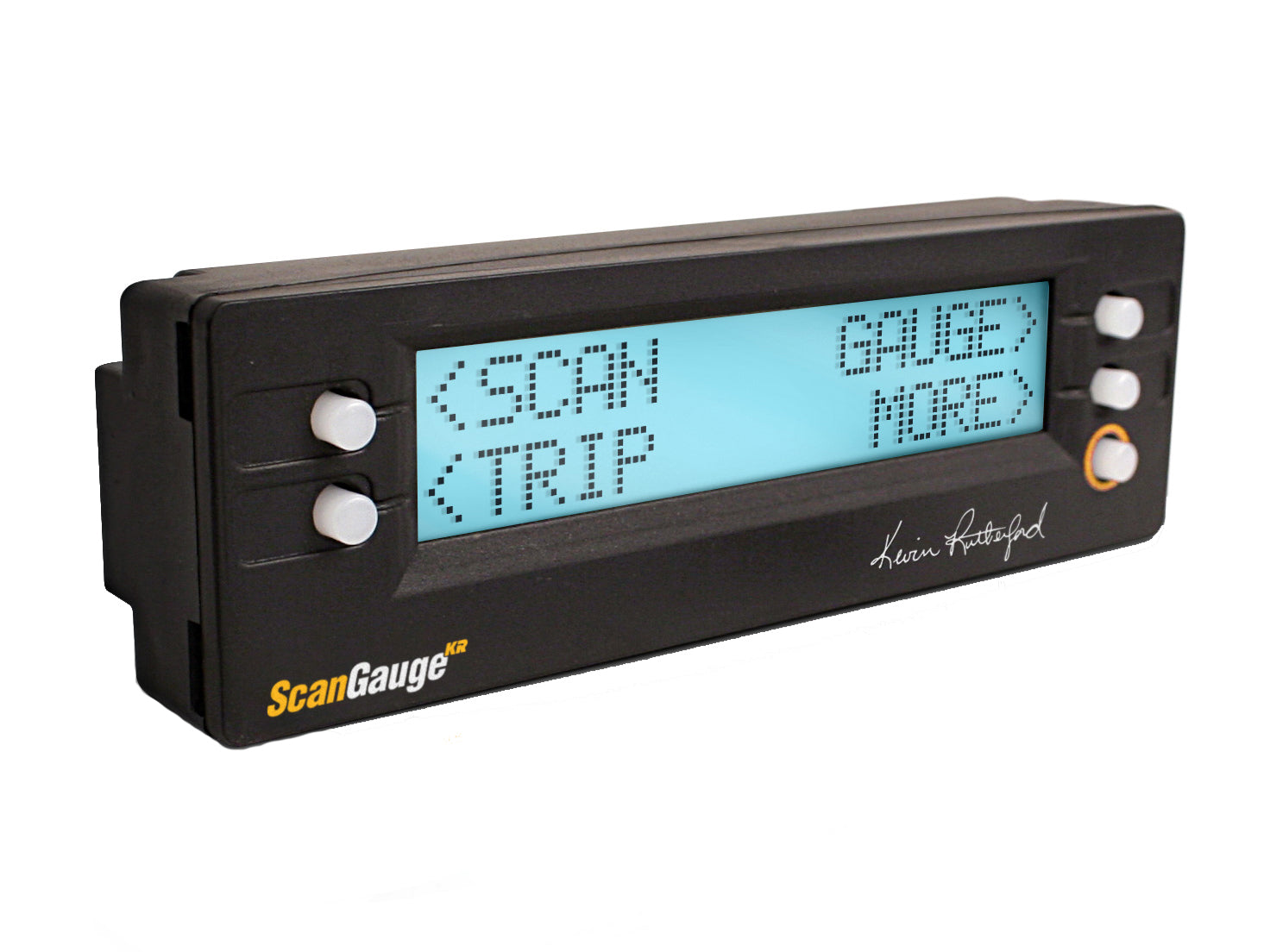 Kevin Rutherford Scan Gauge