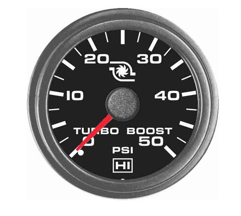 Turbo Boost Gauge