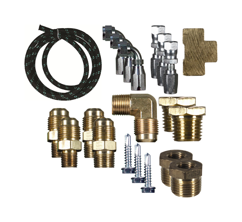 FASS Double Pick-up Double Return Fuel Line Kit