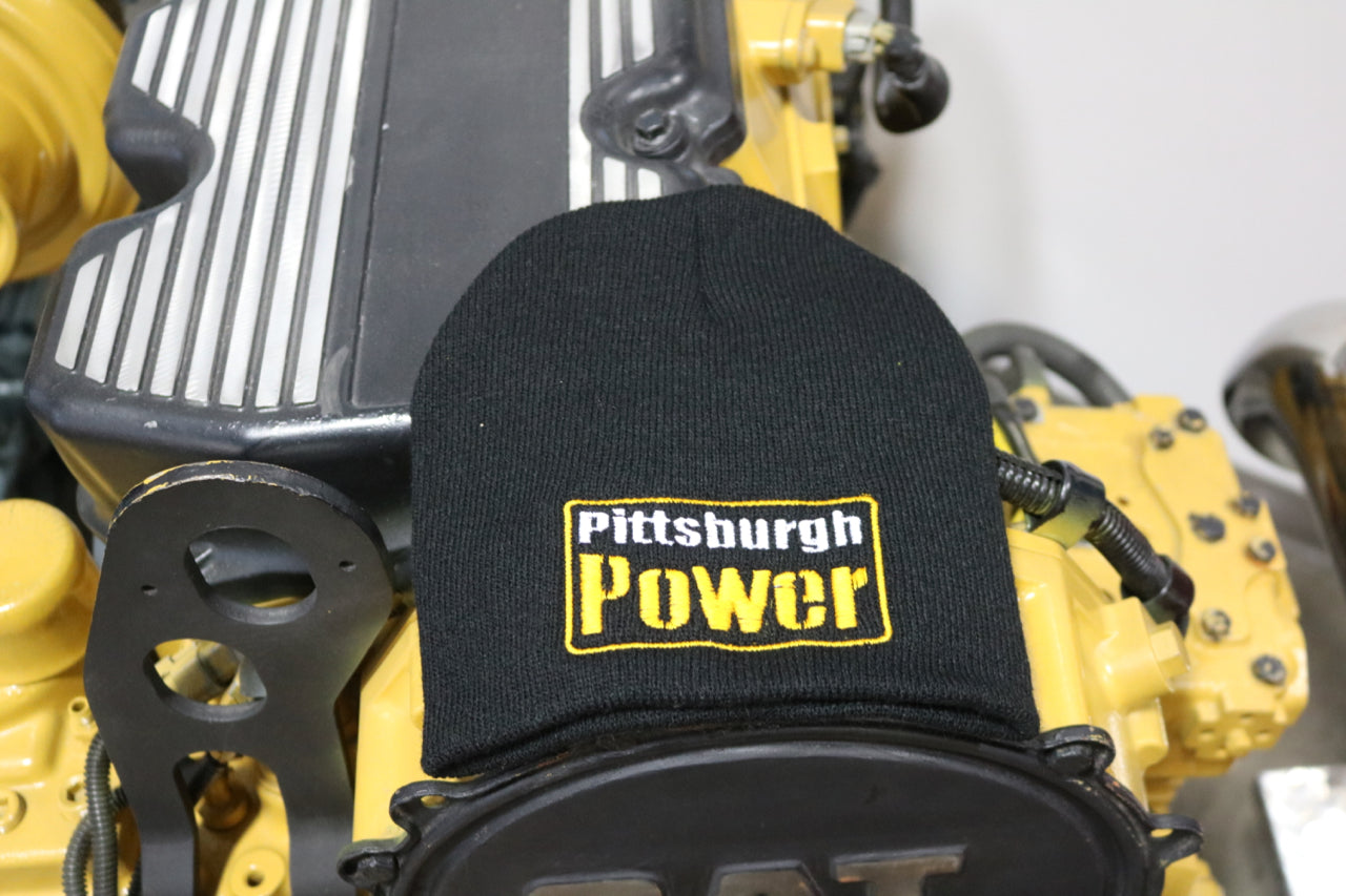 Pittsburgh Power Winter Hat