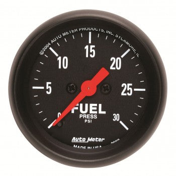 Electronic Fuel Pressure Gauge 30PSI