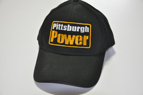 Pittsburgh Power Hat - Pittsburgh Power