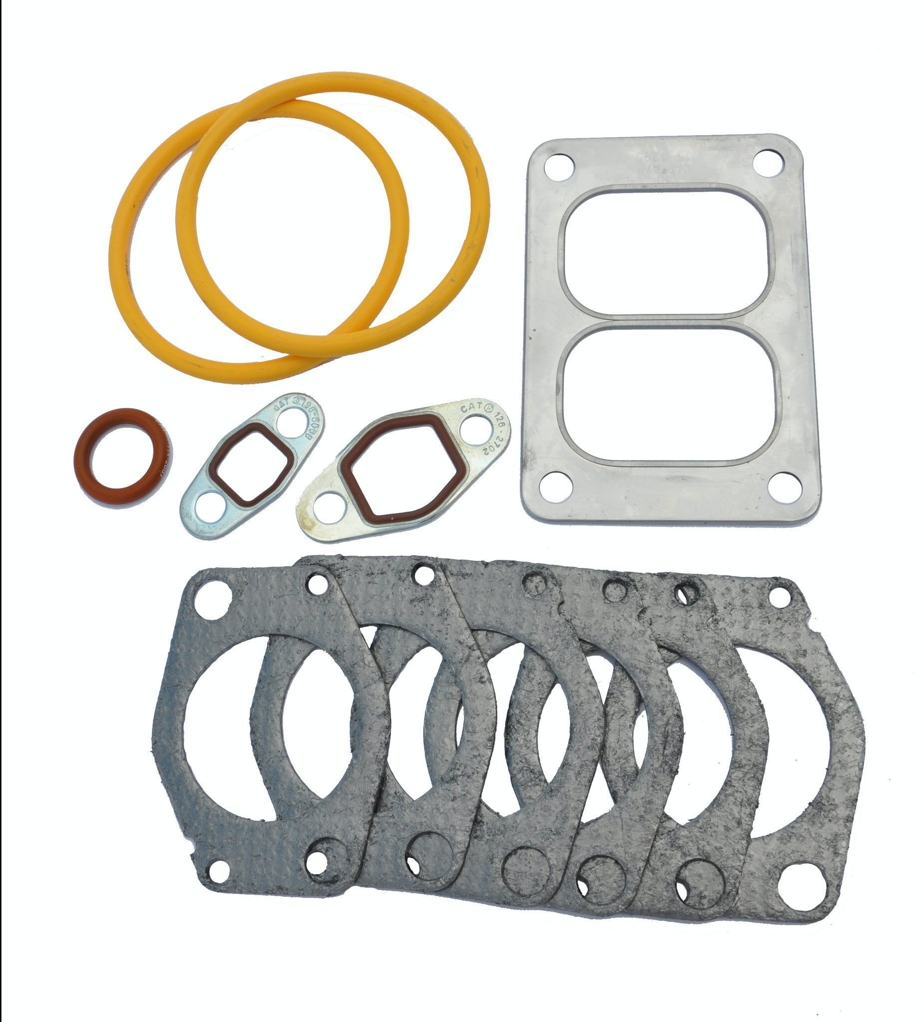 1299452 Replacement Exhaust Manifold Gaskets for Caterpillar 3406B 3406C CAT 6