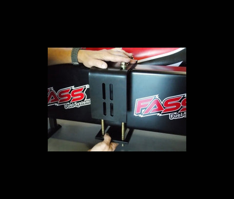 FASS Bolt on Frame Bracket - Pittsburgh Power