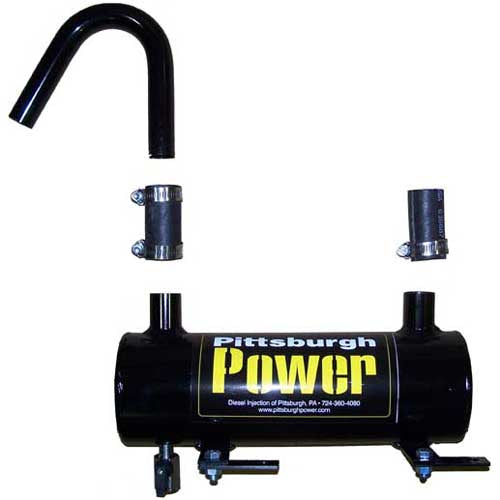 Pittsburgh Power Oil Trap - Please Call to Order!