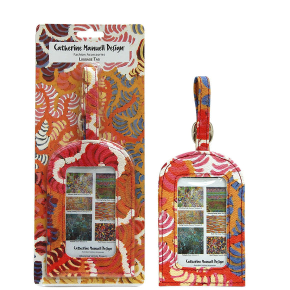 Luggage Tag Tali Sandhills