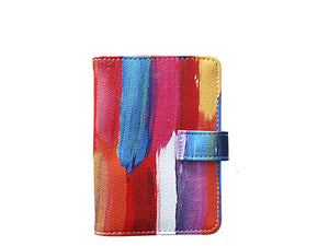Compact Passport Wallet Bush Yam