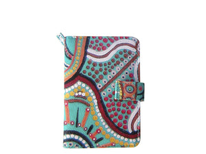Compact Passport Wallet Putipula