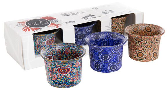 Aboriginal Triple Gift Box 620-621-623