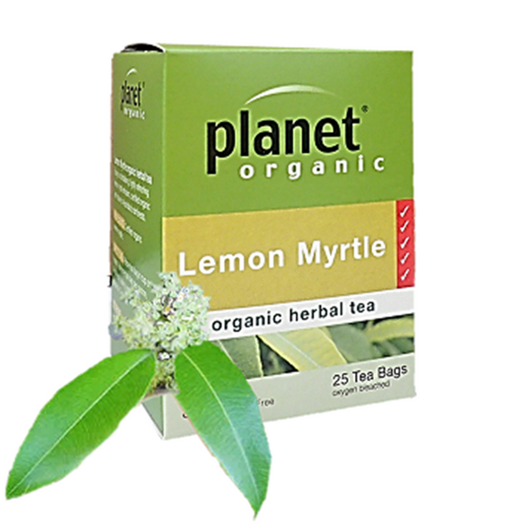 Lemon Myrtle Tea 25BAG