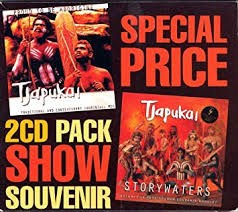CD - Tjapukai Show pack