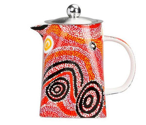 Otto Sims Teapot and Infuser
