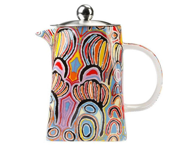 Judy Watson Teapot with Infuser