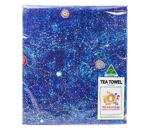 Alma Tea Towel