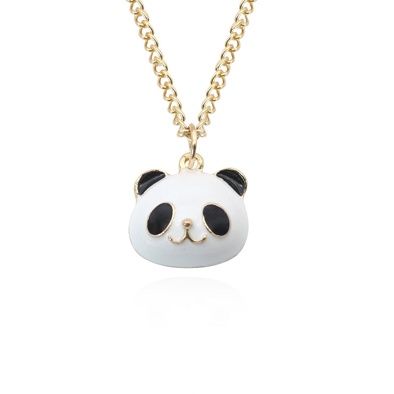 Lovely Panda Necklace