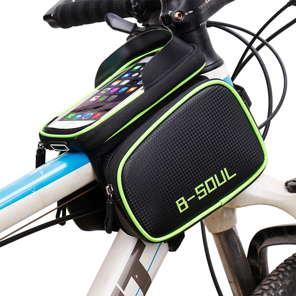 Screen Touch Bike Bag