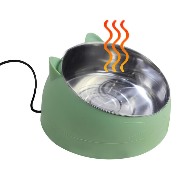 Automatic Heating  Bowl