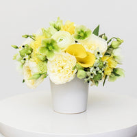 Citrus classic bouquet example