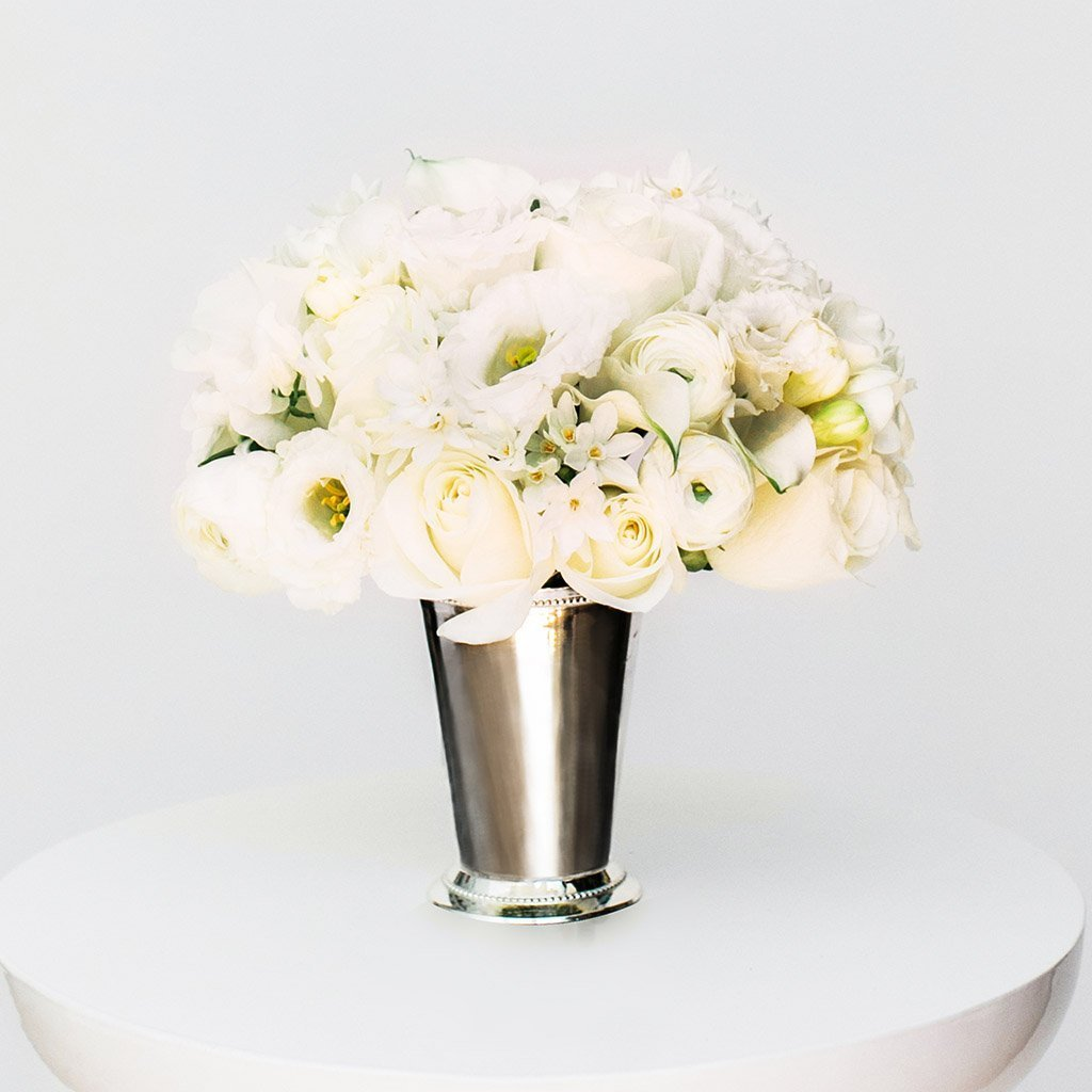 Pure classic bouquet example