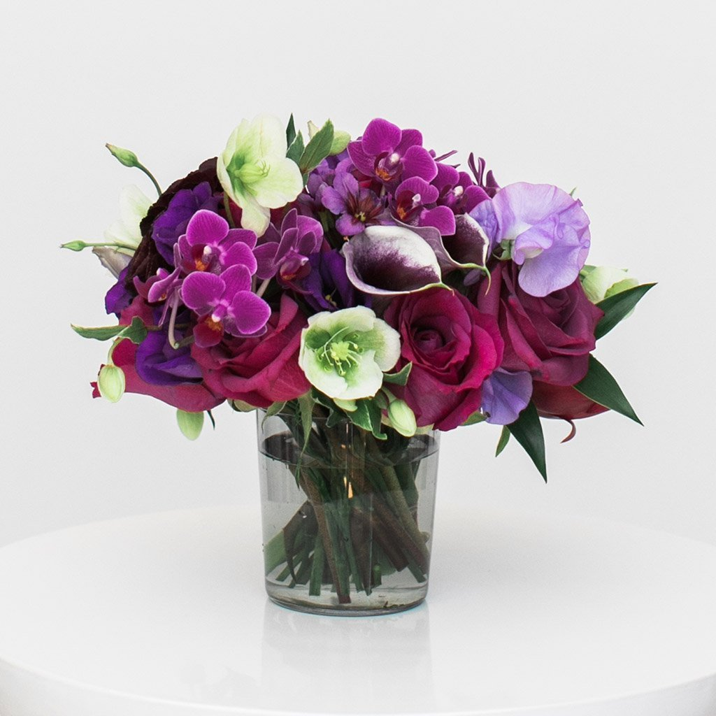 Jewel classic bouquet example