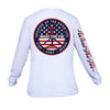 2 Tail Circle - USA Unisex Performance