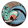 Endless Surf Decal 4""
