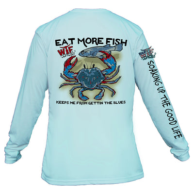 Blue Crab Unisex Performance (Made to Order)