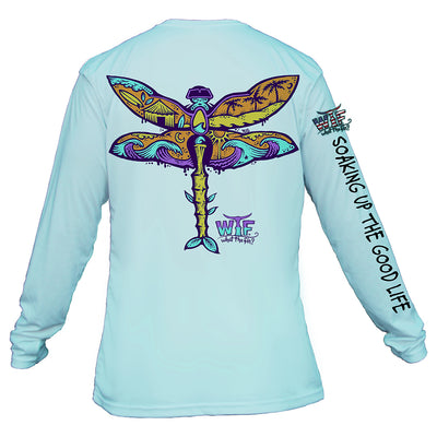Dragon Fly Unisex Performance (Made to Order)