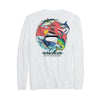 Offshore 4 Fish Slam Tee L/S