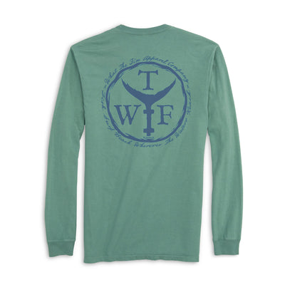 WTF Trade Stamp Long Sleeve