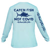 Catch Fish Not Covid Unisex Performance